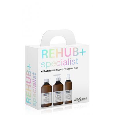 Rehub + Specialist  KIT 3 PRODUTOS