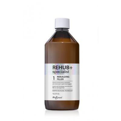 REHUB+ REBUILDING FILLER PASSO 1 480 ml
